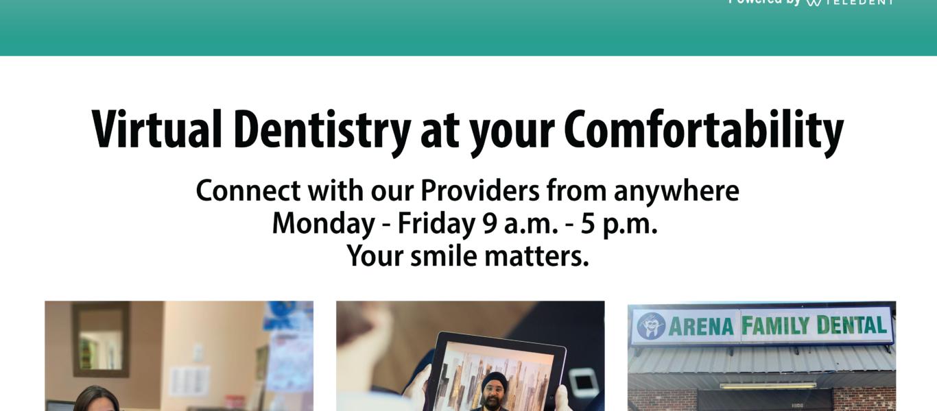 Virtual Dentistry Arena Family Dental